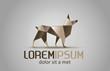 LOGO Dog - Origami