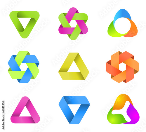 LOGO set infinite shapes. For any company.