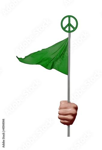 Militant pacifiste