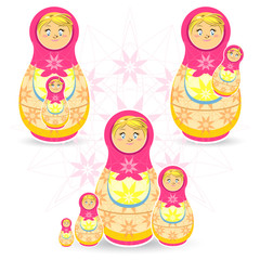 Mother's Day Matryoshka