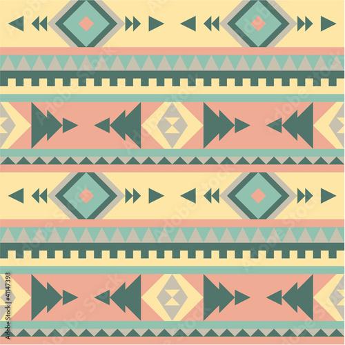 Seamless tribal pattern #2