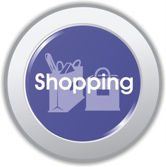 bouton shopping