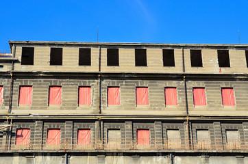 silos granario Hennebique, Genova