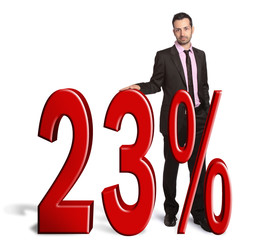 iva al 23% business