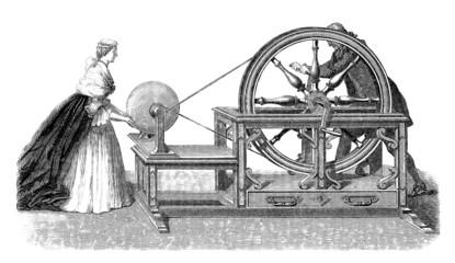 Electrical Machine_18th century