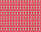 abstract seamless vector red with gray pattern