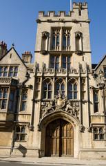 Medieval Gatehouse, Brasenose College, Oxford