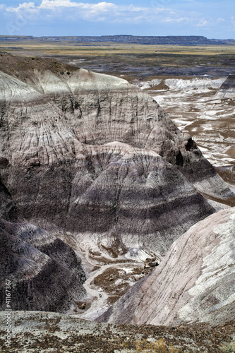 Badlands in Arizona