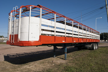 truck cage
