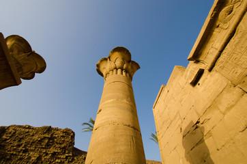 Luxor column
