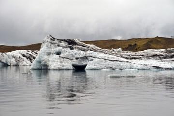 Jökulsárlón - Gletscherlagune Island