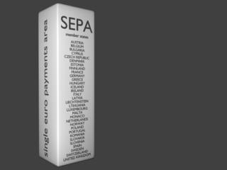 SEPA  member states - 3D