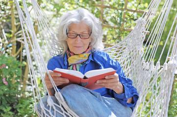 Entspannte Lesestunde