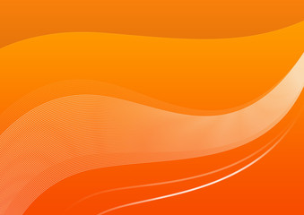 Background Orange Desi