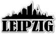 Leipzig Skyline Aufkleber