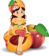 Bmba pesca-child Peach