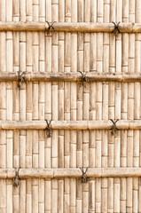 ฺBamboo fence texture
