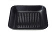 Black Styrofoam Food Tray