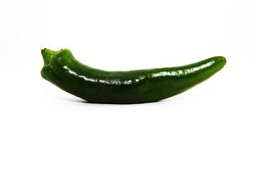 piment vert pimento green