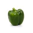 green pepper poivron vert