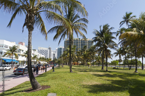 South Beach (Miami) - Ocean Drive