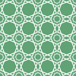 Seamless traditional geometrical islamic ornament - girih,vector