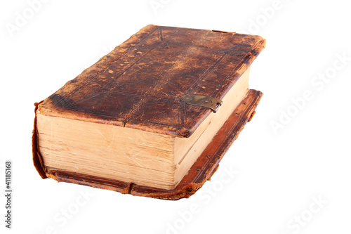 Old Used Bible