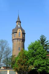 Historischer Wasserturm von 1910 Liebertwolkwitz