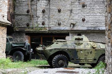 War soviet vehicle