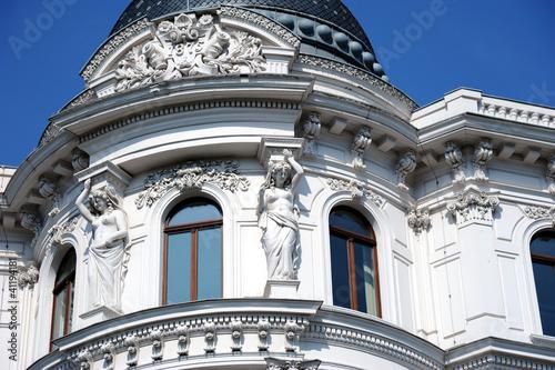 Leipzig Haus Detail