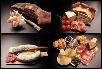 Collage antipasto