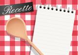Fototapety Table_Cuisine_recette