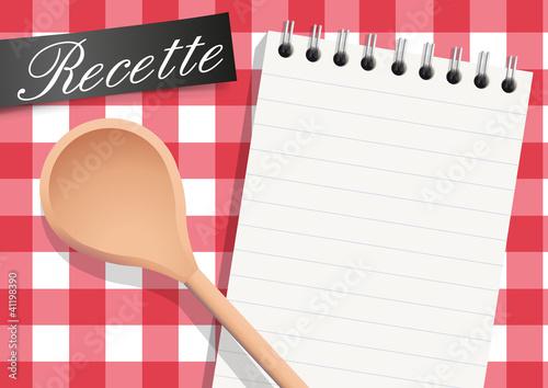 Table_Cuisine_recette - 41198390