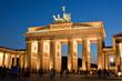 Fototapeten,nacht,berlin,deutsch,tor
