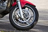 Fototapety motorcycle wheel