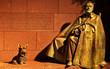 Franklin Delano Roosevelt Memorial Statue Washington DC