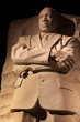 Martin Luther King Memorial Night Washington DC