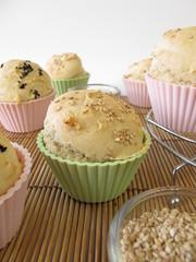 Brötchen Muffins