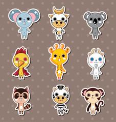 animal stickers