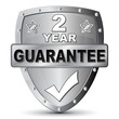 2 YEAR GUARANTEE ICON