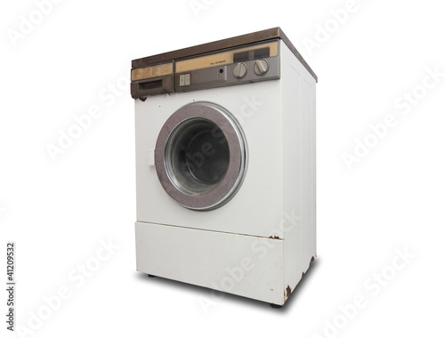 Change your old washing machine
