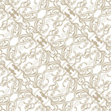 seamless background with filigree ornament poster