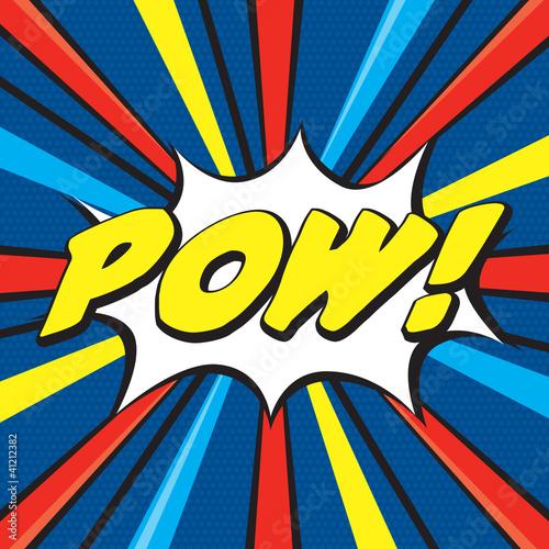 POW! Pop-Art