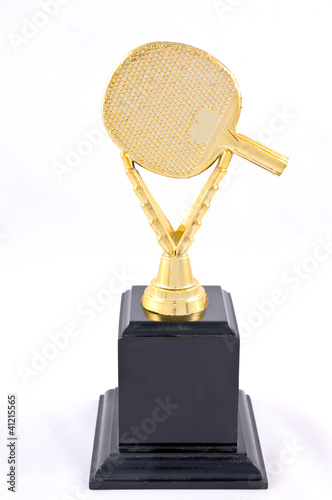 Golden Trophy ,Winner award of Champion