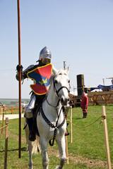 Riding knight