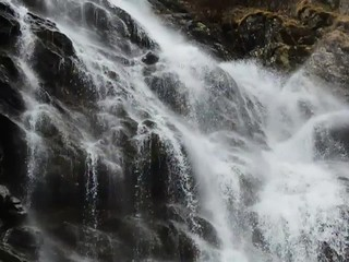 Waterfall Slowmotion