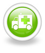 "Light Green Icon ""Ambulance"""