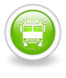 "Light Green Icon ""Fire Engine"""
