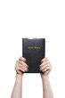 Holding the Bible High
