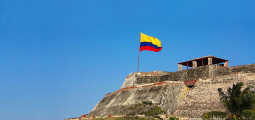 Fortress of Cartagena, Colombia
